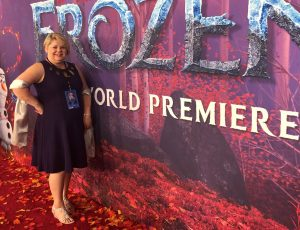 The Frozen 2 Red Carpet: Fulfilling A Childhood Dream
