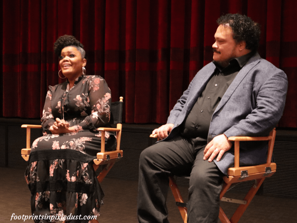 Interview with Yvette Nicole Brown and Adrian Martinez - Lady and The Tramp