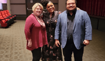 Interview with Yvette Nicole Brown and Adrian Martinez - Lady and The Tramp II
