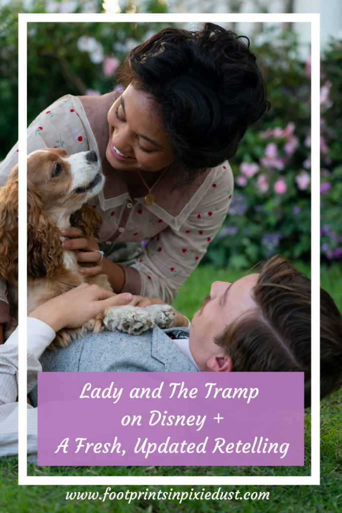 Lady And The Tramp On Disney An Updated Retelling
