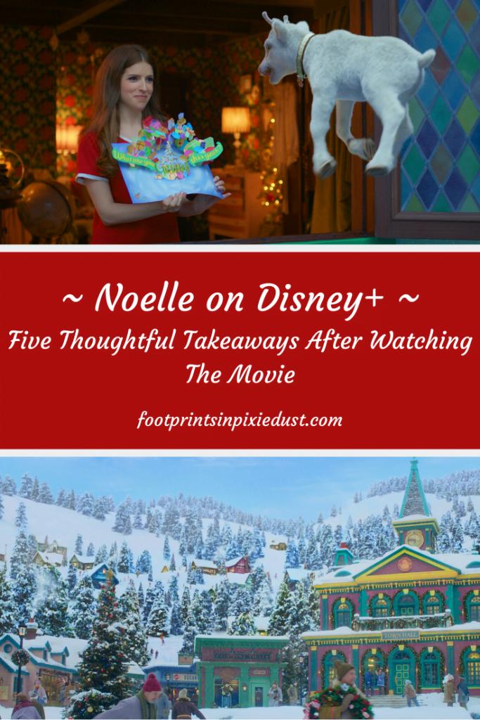 Noelle on Disney+ - #disneyplus #noelle #disney #holidays #christmas #traditions #annakendrick #billhader