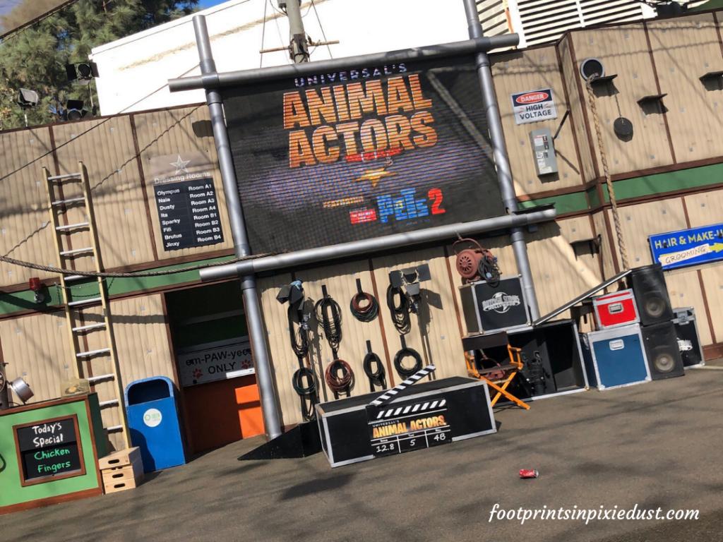 Universal Studios Hollywood - Animal Actors Show