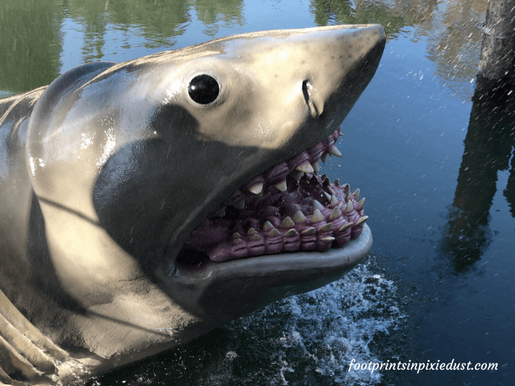Universal Studios Hollywood - World Famous Studio Tour - Jaws
