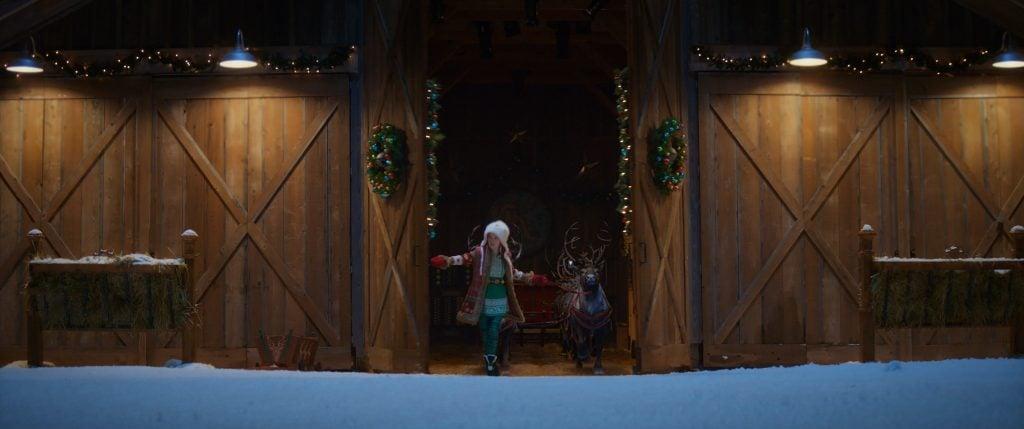 Disney+ NOELLE - Anna Kendrick. Photo: Film Frame @Disney 2019