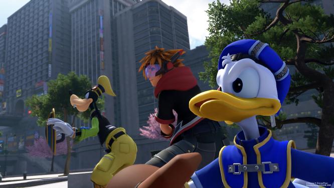 Kingdom Hearts III - photo credit: Square Enix