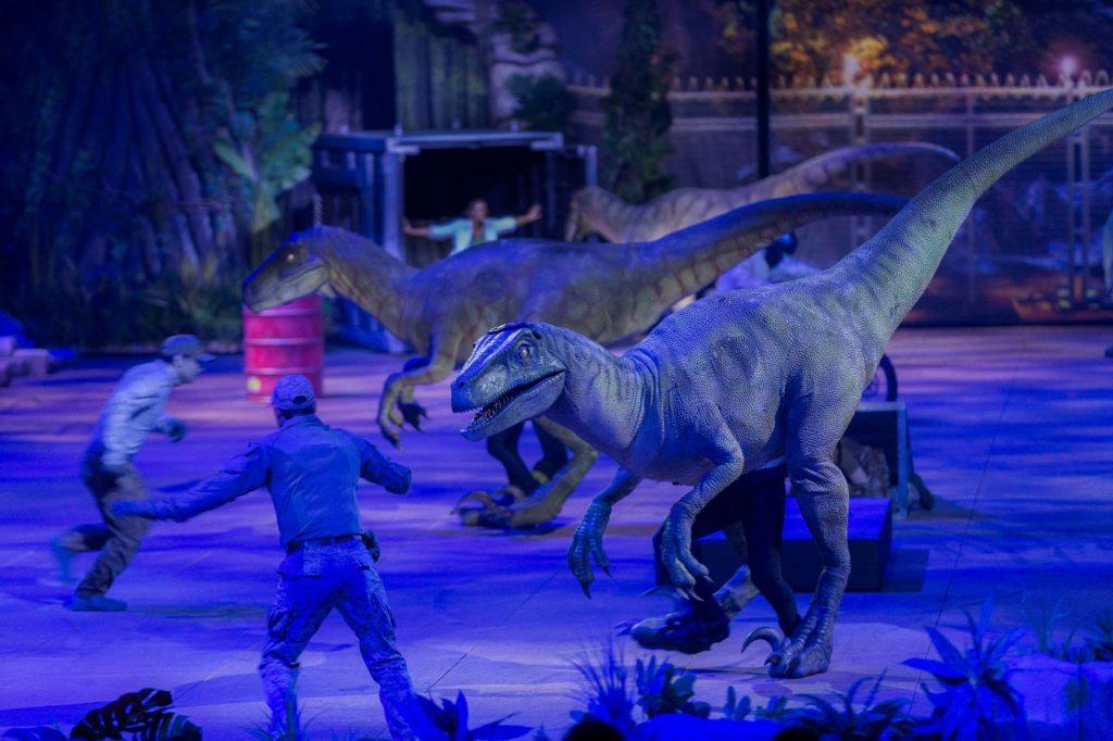 Jurassic World Live Tour - Atacama Desert (Photo Credit: Feld Entertainment)