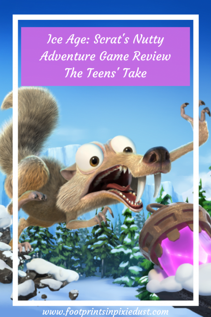 Ice Age Scrat's Nutty Adventure ~ #videogame #outrightgames #iceage #xbox