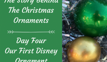 The Story Behind The Ornaments - Day Four featured image