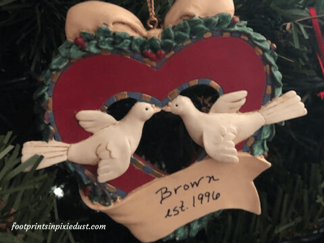 The Story Behind The Ornaments - Day One, The Beginning