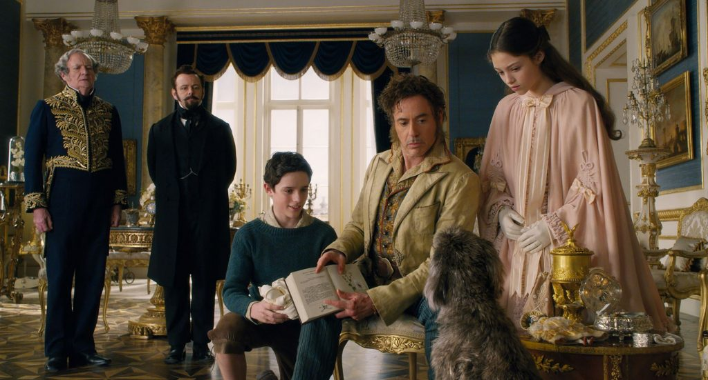 Dolittle - photo courtesy of Universal Pictures
