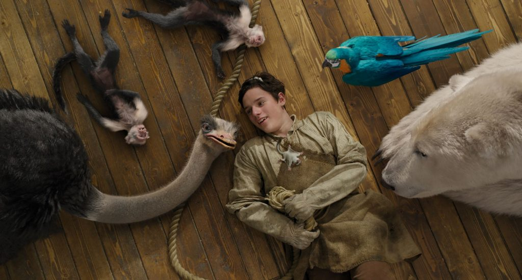 Henry Collet in Dolittle - Photo courtesy of Universal Pictures
