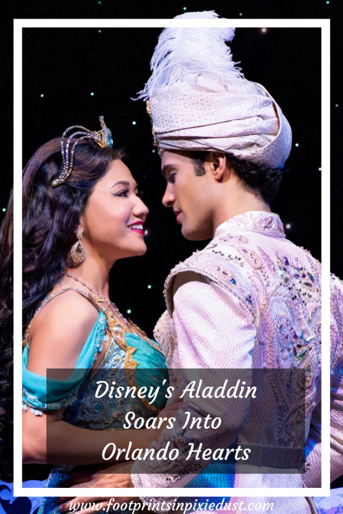 Disney's Aladdin photo by Deen Van Meer