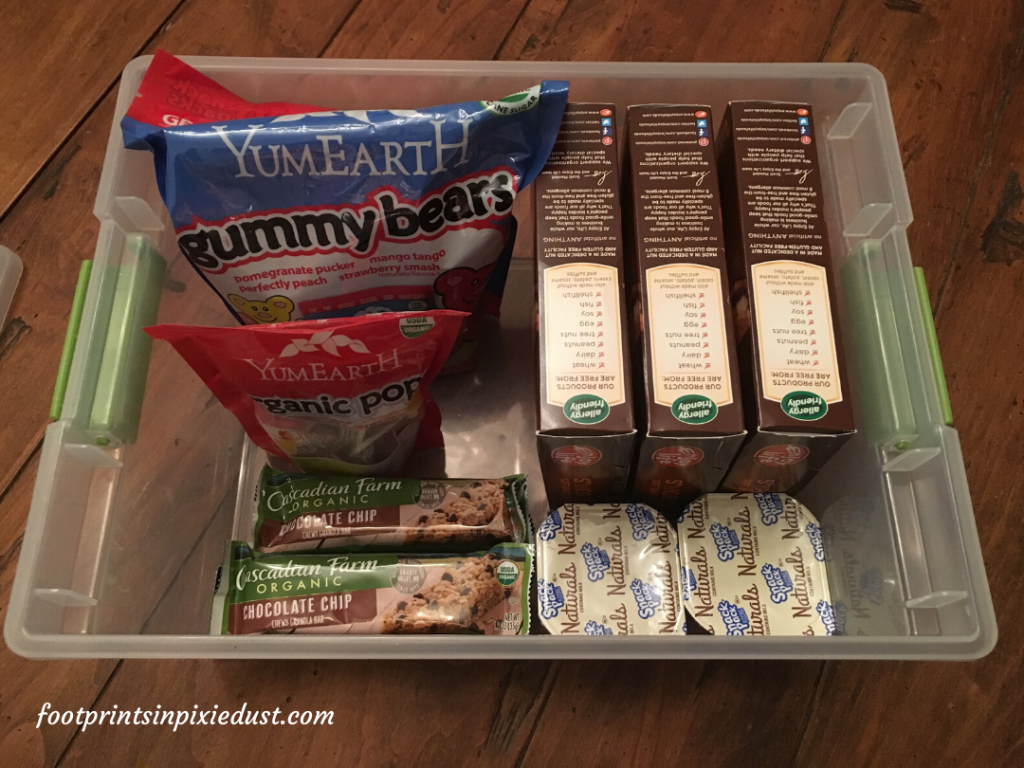 Food Allergies in the Classroom - Food Allergy Friendly Snacks