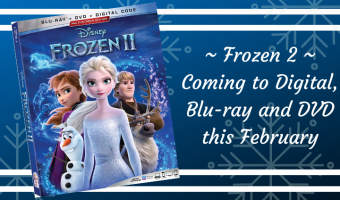 Frozen 2 home release featured image