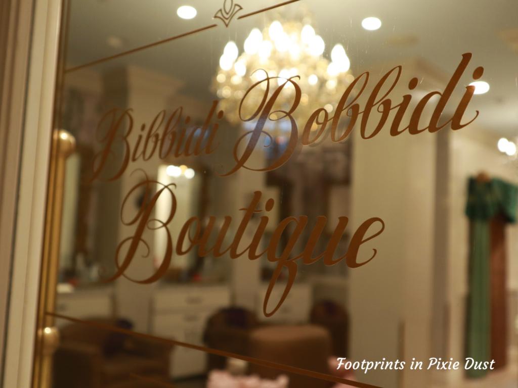 Dating Around Disney Resorts - Bibbidi Bobbidi Boutique
