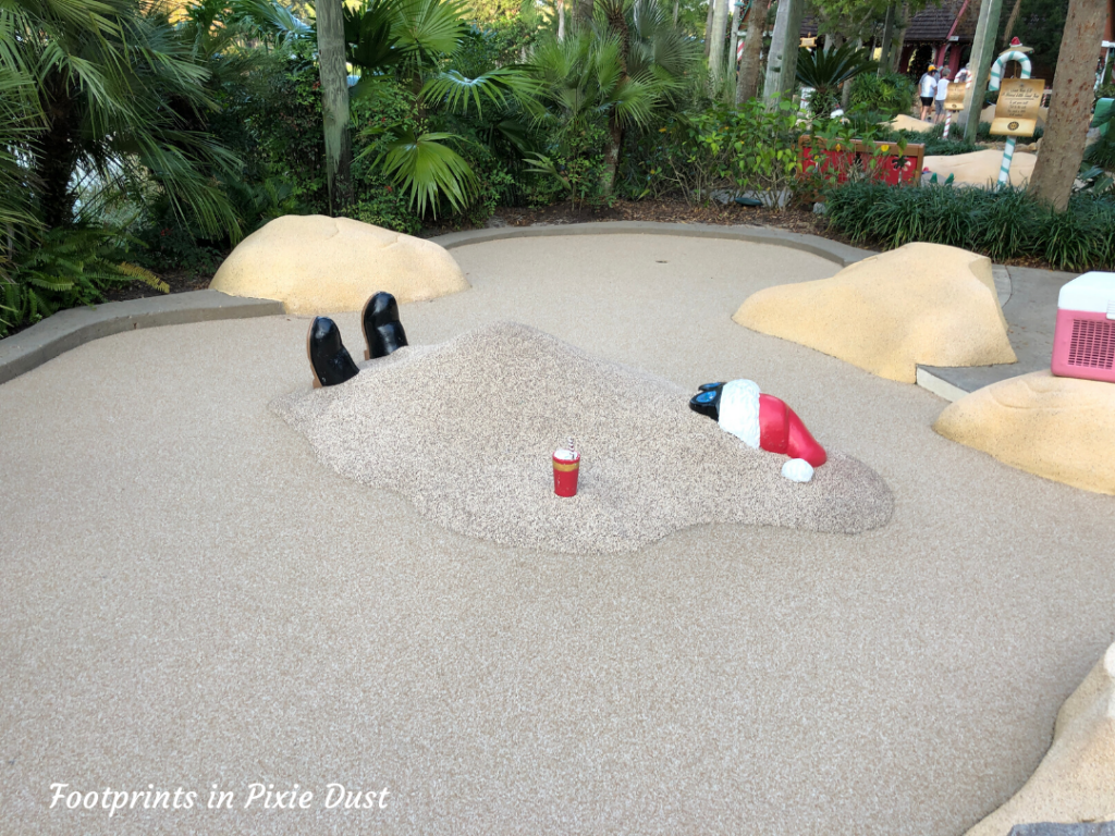 Disney Romantic Ideas - Miniature Golf
