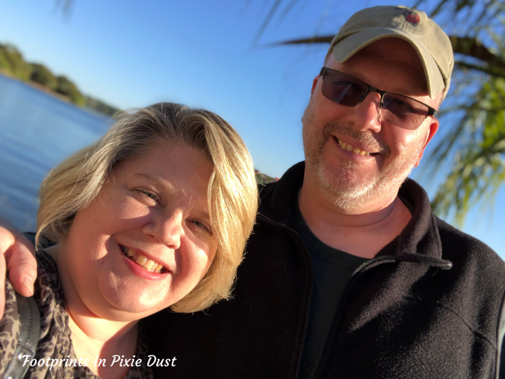 Romantic Disney Dates - Hubby and I at Disney's Grand Floridian Resort and Spa
