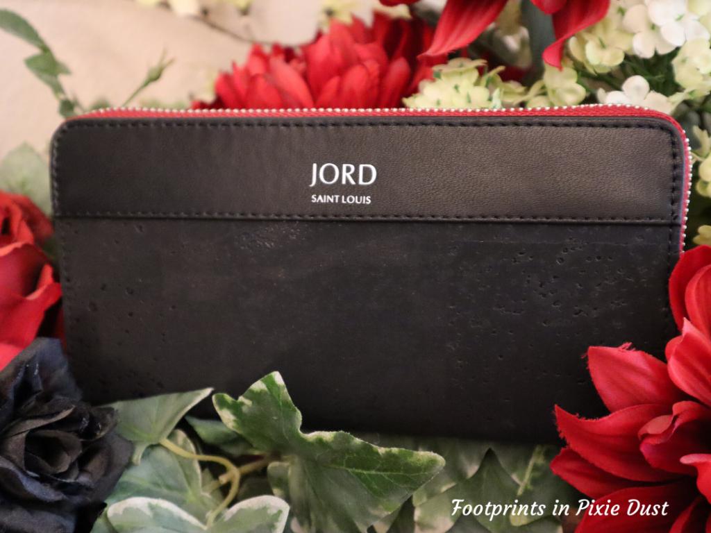 Jord Suberhide Wallet - wallet among the flowers