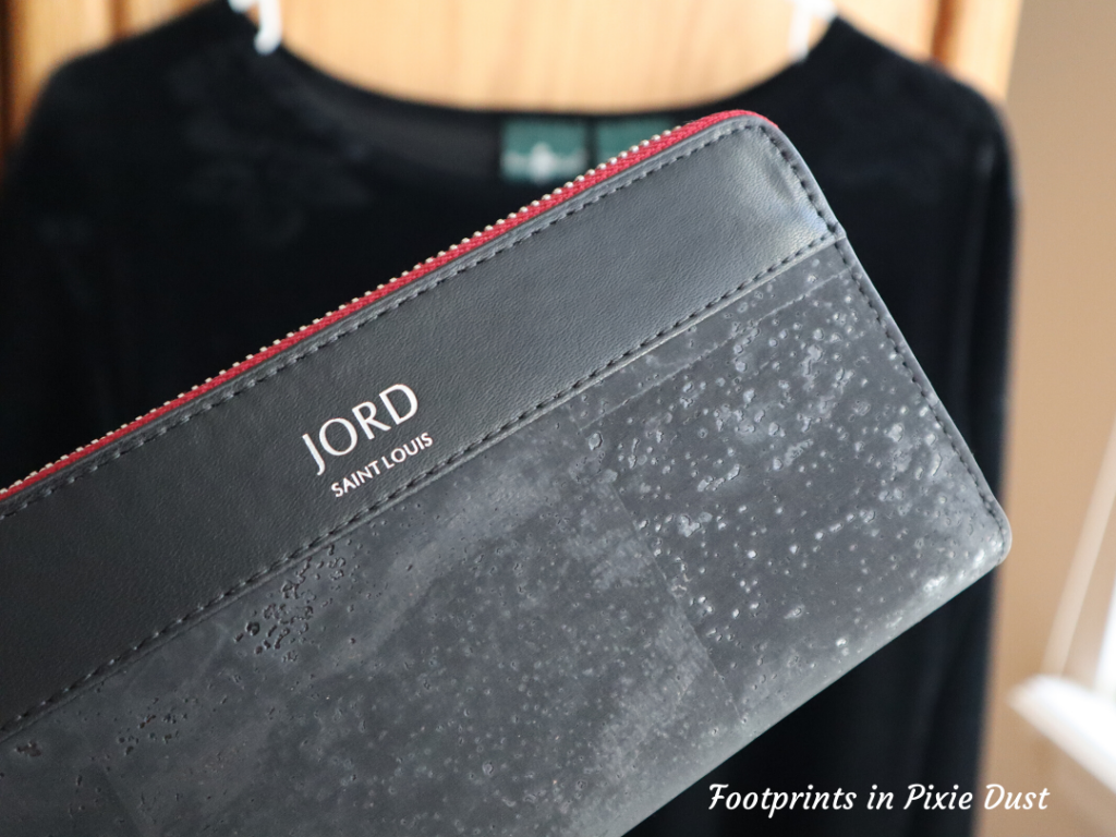 Jord Suberhide Wallet - wallet matches the dress