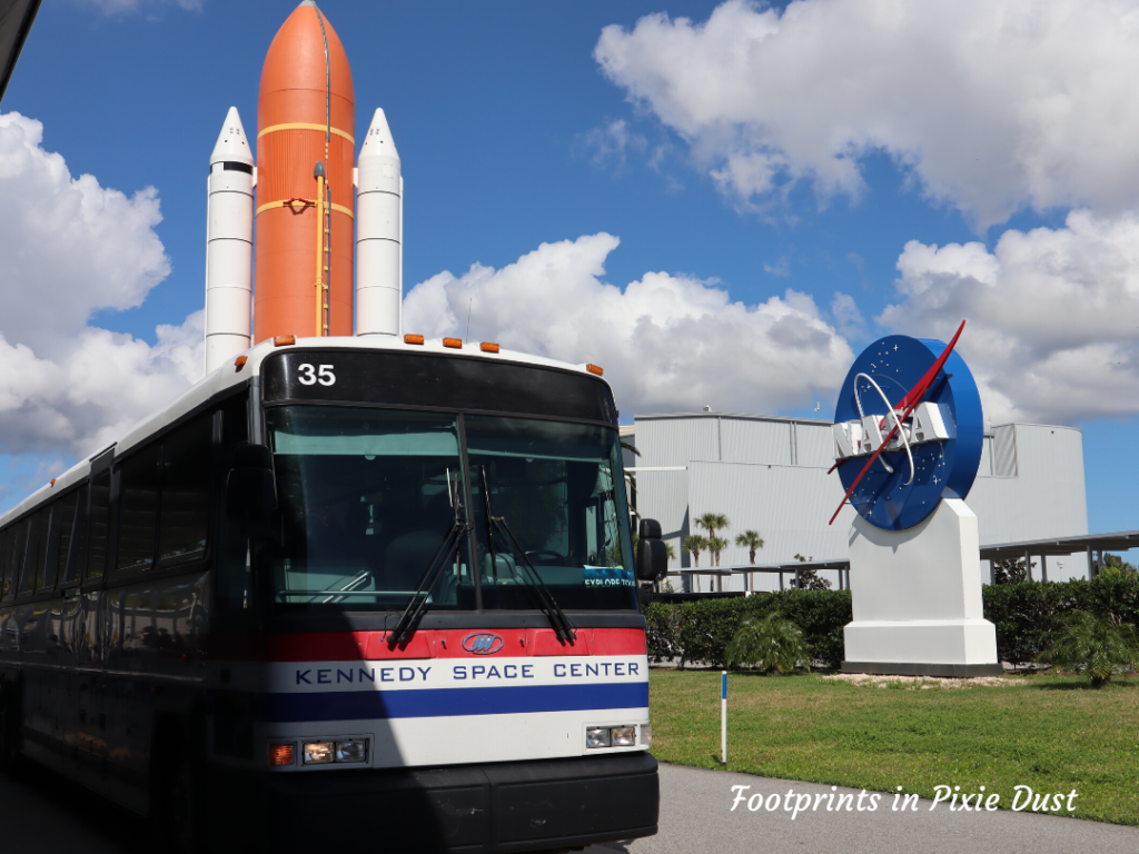 Kennedy Space Center Visitor Complex - Bus Tour