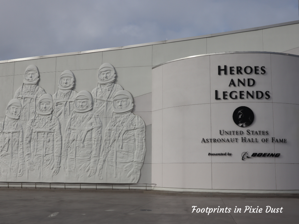 Kennedy Space Center Visitor Complex - Heroes and Legends Building