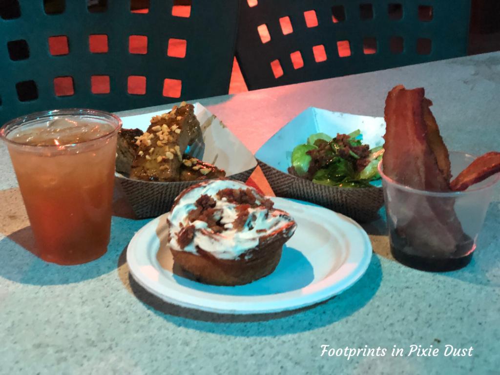 2020 Busch Gardens Food and Wine Festival - Hog Heaven Options