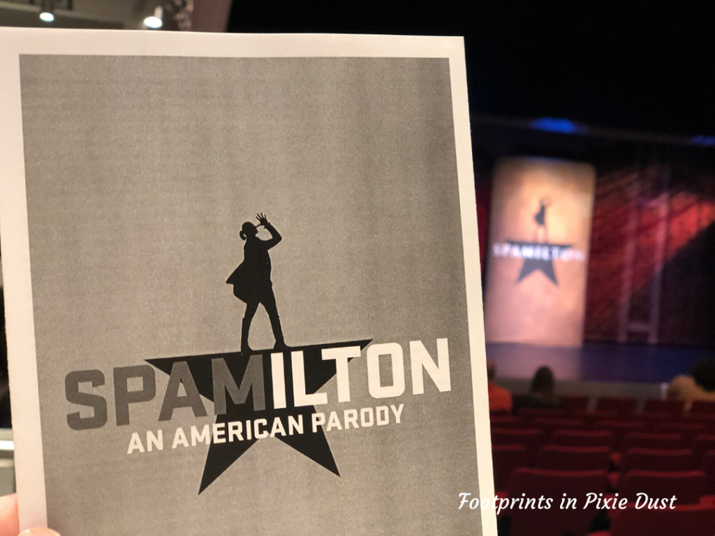 Spamilton An American Parody in the Alexis and Jim Pugh Theater