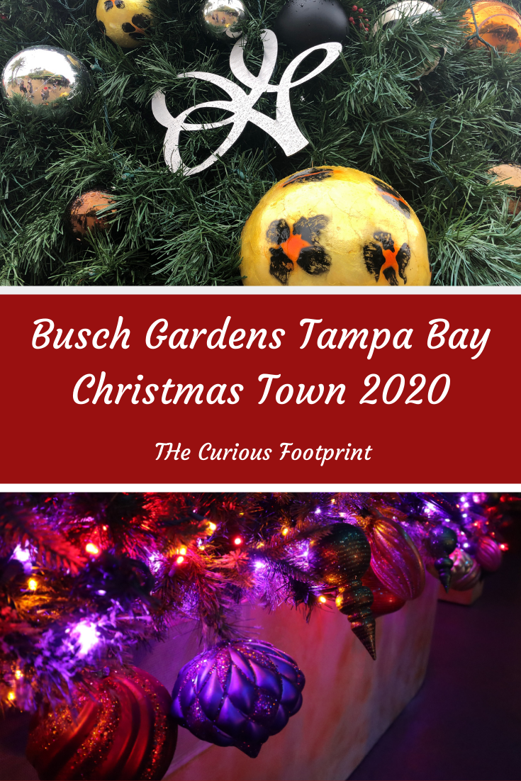 Busch Gardens Christmas Town 2020 What To See Eat And Do