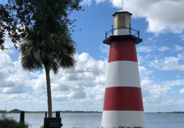 Grantham Point Park Lighthouse