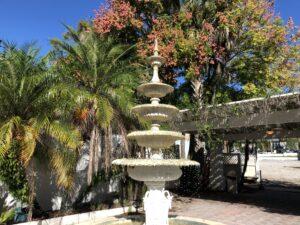 Mount Dora fountain