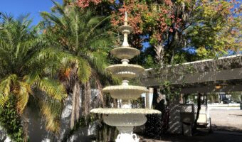 Mount Dora fountain