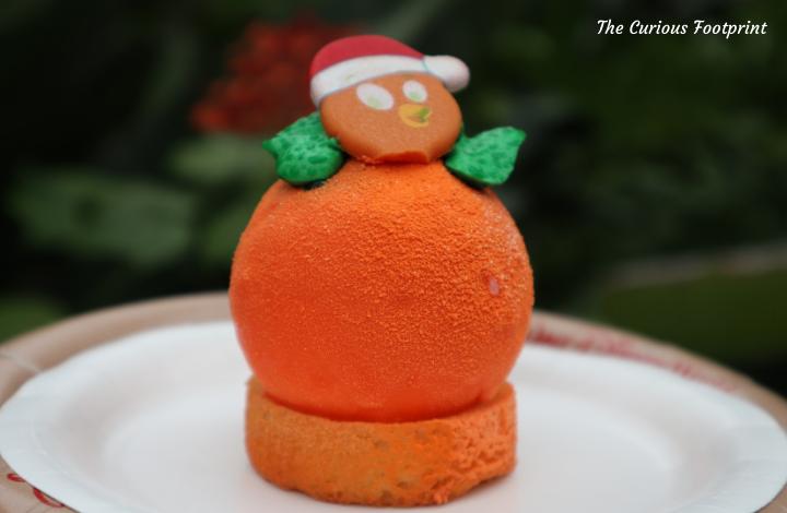 Magic Kingdom 2020 Holiday Treats ~ An Orange Bird Christmas (2)