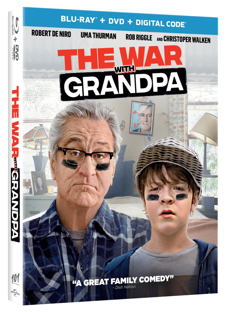 War with Grandpa | Photo Courtesy of Universal Pictures Home Entertainment
