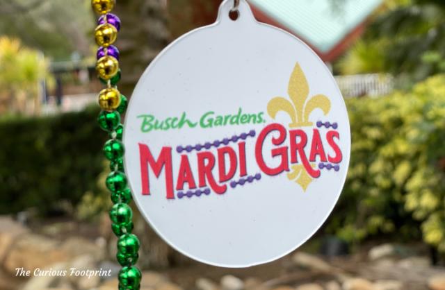 Busch Gardens Mardi Gras 2021