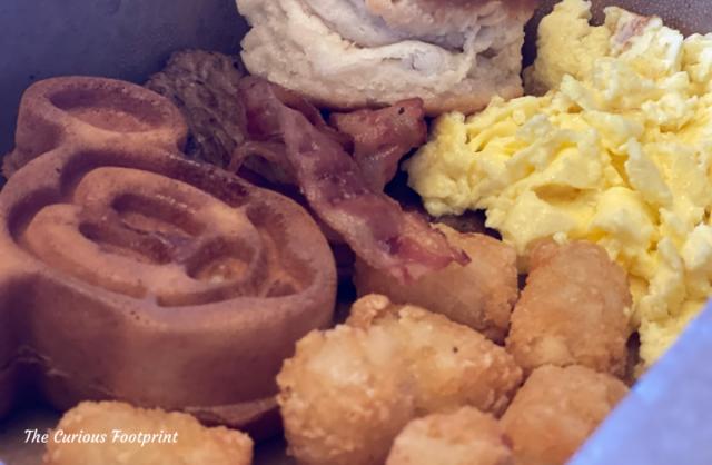 Disney's Hilton Head Island Resort - Breakfast from Tide Me Over