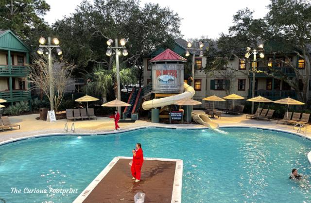 Disney's Hilton Head Island Resort - Pool on Main Property