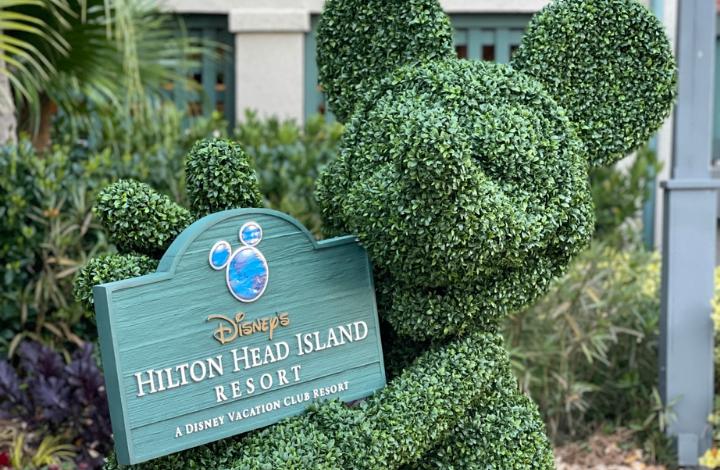 Disney's Hilton Head Island Resort featured image